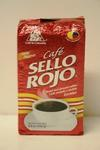 Coffee Sello Rojo,  Roast and ground, 8.8 oz