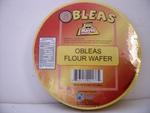 OBLEAS Flour wafers, Mayte, 12 Galletas