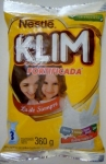 Klim, Instant dry whole Milk, 12.6oz, 360gr