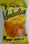 Maduritos Sweet Plantain chips Riquitas