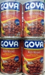 Red Beans Colombian Stile Frijoles rojos 15oz x 12
