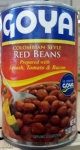 Red Beans Colombian Stile Frijoles rojos Antioquen