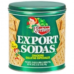Galletas especiales Export sodas Keebler