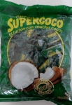 SuperCoco turron 100% natural coconut candy 50 uni