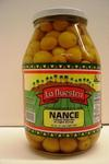 Nance Yellow Cherries in light syrup, La Nuestra