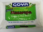 Masarepa white corn meal Goya 24 oz 1 lb 681 g