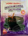 Purple corn pudding mix artificial flavor Mazamorr