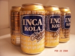 Inca Kola 12 oz, 24 pack