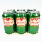 Guarana Refrigerante/Soda 12oz 6 Pack | Antarctica