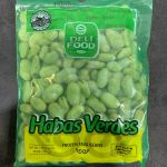 Habas Verdes plastic bag 28oz 794gr Refrigerated