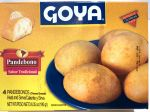 Pandebono Cheese breads x4 6.35oz 180gr Goya