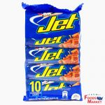 Chocolatina Jet/ Milk Chocolate Bar 10 units | Jet