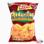 Maduritos Sweet Plantain Chips 3oz/85g | Mayte