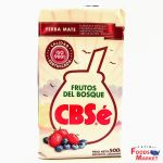 Yerba Mate Frutos Del Bosque 500g | CBSe