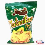 Platanitos Plantain chips Saladitos 90g | Riquitas