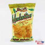 Maduritos Sweet Plantain Chips | Riquitas