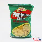 Plantain Chips Platanitos 3oz/85g | Mayte