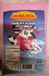Cebada con leche Barley Flower with milk