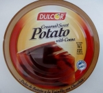Creamed Sweet Potato with Cocoa Dulcor