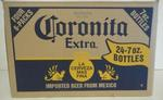 Cerveza Coronita extra, 7 0z, 24 units case