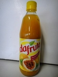 Suco de passion Fruit, Dafruta liquid concentrate