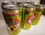 refrigerante Guarana Brazilia 355 ml 12floz 6 pack