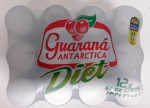 Antarctica Guarana Diet Soda 12floz can x 12