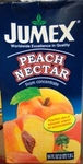 Peach nectar from concentrate 1.9 liter
