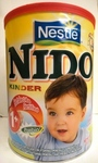 NIDO Milk powder fortified with vitamins minerals