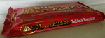 Chocolate Sol de Cusco x17 shipping included