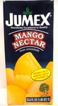 Mango nectar from concentrate, nectar de Mango
