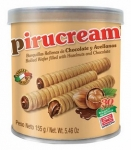 Pirucream barquillos rellenos chocolate 155gr