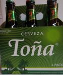 Cerveza Tona Toña Lager Special 6 pack Nicaragua
