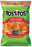 Tostitos salsa verde corn tortilla chips 57gr bag