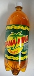 Tropical Bana-nina soda 2 Liters