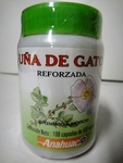 Uqa de gato , 100 tablets Anahuac, plastic bottle