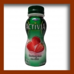 Yogurt Bebible Fresa Activia