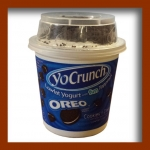 Yogurt con Oreo Cookies Yocronch