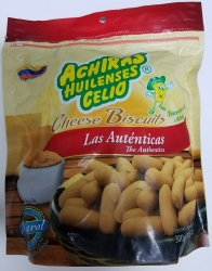 Achiras Huilenses Celio Cheese biscuits