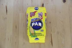 Harina PAN 1kg  pre-cooked white corn meal