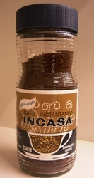 Coffee Incasa 150g glass bottle