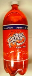 Fress Kolita 2 liter plastic bottle