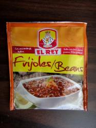 Frijoles Beans Powdered mixt to prepare