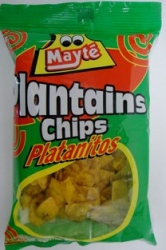 Plantain chips Platanitos Mayte