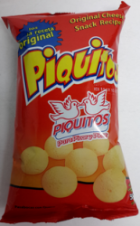 Piquitos 30gr 1.05oz plastic bag