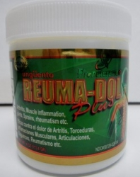 Reuma-Dol Plus Unguento Pronaturamex